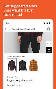 Zalando fashion inspiration amp online shopping v5.9.0 screenshots 13