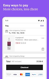 Zalando fashion inspiration amp online shopping v5.9.0 screenshots 16