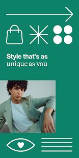 Zalando fashion inspiration amp online shopping v5.9.0 screenshots 2