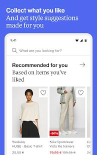 Zalando fashion inspiration amp online shopping v5.9.0 screenshots 22