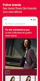 Zalando fashion inspiration amp online shopping v5.9.0 screenshots 3
