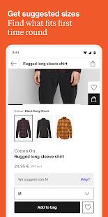 Zalando fashion inspiration amp online shopping v5.9.0 screenshots 5