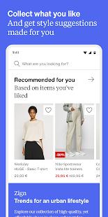 Zalando fashion inspiration amp online shopping v5.9.0 screenshots 6