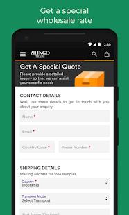 Zilingo Trade B2B Marketplace for Bulk Buying v2.3.6 screenshots 3
