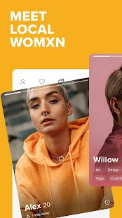 Zoe Lesbian Dating amp Chat App v3.2.7 screenshots 2