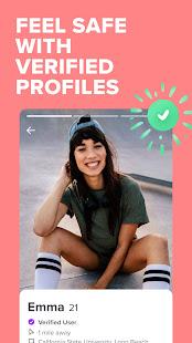 Zoe Lesbian Dating amp Chat App v3.2.7 screenshots 4