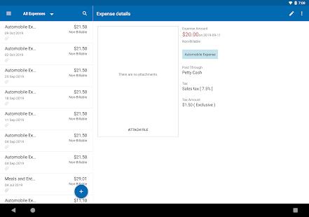 Zoho Invoice – Free Online Invoicing amp Billing App v5.23.34 screenshots 11