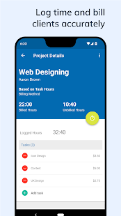 Zoho Invoice – Free Online Invoicing amp Billing App v5.23.34 screenshots 5