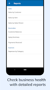 Zoho Invoice – Free Online Invoicing amp Billing App v5.23.34 screenshots 8