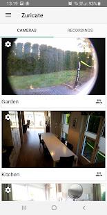 Zuricate Video Surveillance v1.12.3 screenshots 1
