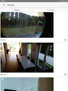 Zuricate Video Surveillance v1.12.3 screenshots 11