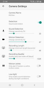 Zuricate Video Surveillance v1.12.3 screenshots 6