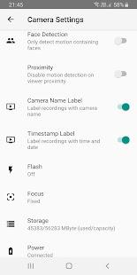Zuricate Video Surveillance v1.12.3 screenshots 7