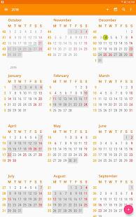 aCalendar – a calendar app for Android v2.5.3 screenshots 13