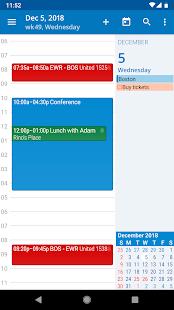 aCalendar – a calendar app for Android v2.5.3 screenshots 2