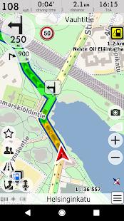 bGEO GPS Navigation v12.0.225 screenshots 1