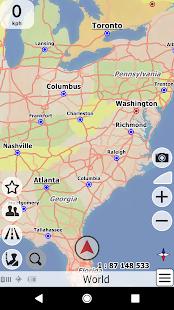 bGEO GPS Navigation v12.0.225 screenshots 4