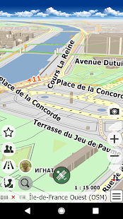 bGEO GPS Navigation v12.0.225 screenshots 5
