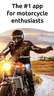 calimoto Motorcycle Rides v6.4.6 screenshots 1