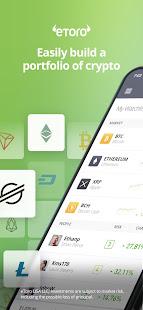 eToro – Smart Crypto Trading Made Easy v339.0.0 screenshots 1