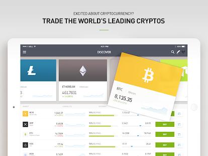 eToro – Smart Crypto Trading Made Easy v339.0.0 screenshots 12