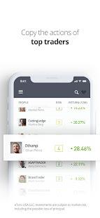 eToro – Smart Crypto Trading Made Easy v339.0.0 screenshots 3