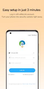 eWeLink Camera -Home Security Pet amp Baby Monitor v1.2.0 screenshots 2