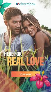 eharmony Online Dating Made For Real Love v8.26.0 screenshots 8