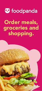 foodpanda – Local Food amp Grocery Delivery v21.14.0 screenshots 1