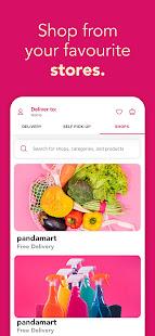 foodpanda – Local Food amp Grocery Delivery v21.14.0 screenshots 4