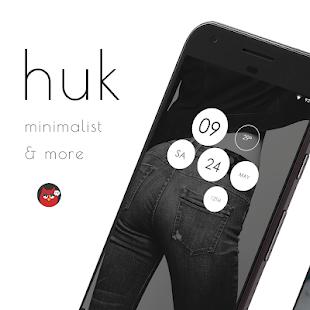 huk kwgt v5.8 screenshots 1