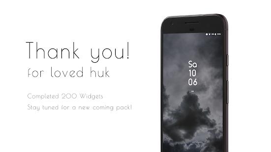 huk kwgt v5.8 screenshots 3