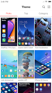 iLauncher for OS – Thousands Themes and Wallpapers v3.3.2 screenshots 8