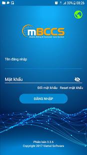 mBCCS 2.0 – Viettel Telecom v6.0.7 screenshots 1