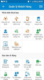 mBCCS 2.0 – Viettel Telecom v6.0.7 screenshots 3