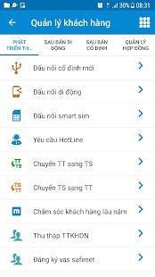 mBCCS 2.0 – Viettel Telecom v6.0.7 screenshots 4