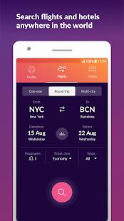 momondo – Flights Hotels amp Car Rental v135.3 screenshots 3