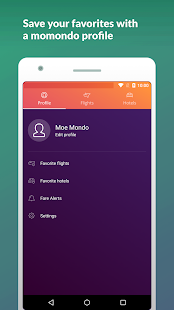 momondo – Flights Hotels amp Car Rental v135.3 screenshots 7