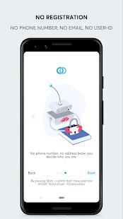 twinme – private messenger v12.1.1 screenshots 1