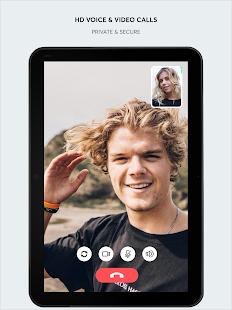 twinme – private messenger v12.1.1 screenshots 10