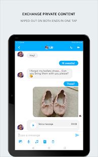 twinme – private messenger v12.1.1 screenshots 19
