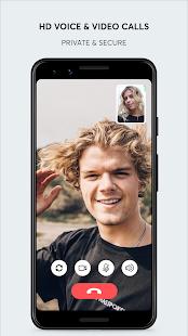 twinme – private messenger v12.1.1 screenshots 2