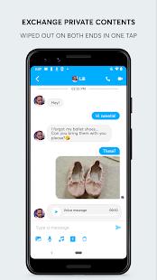 twinme – private messenger v12.1.1 screenshots 3