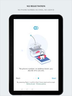 twinme – private messenger v12.1.1 screenshots 9