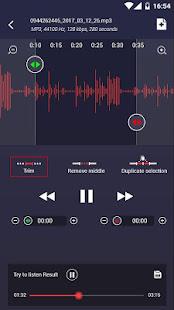 voice recorder v44.3 screenshots 12
