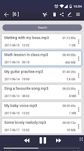 voice recorder v44.3 screenshots 24
