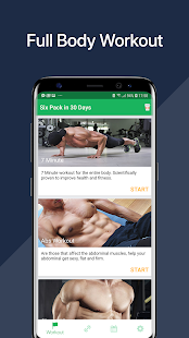7 Minute Abs Workout – Home Workout for Men v1.19 screenshots 1