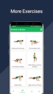 7 Minute Abs Workout – Home Workout for Men v1.19 screenshots 2