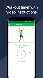 7 Minute Abs Workout – Home Workout for Men v1.19 screenshots 3