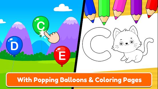 ABC Tracing amp Phonics for Preschoolers amp Kids Game v23.0 screenshots 3